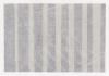 """""""O.T. (Corviale VII), 2017, Klebestreifen und Kohle auf Papier, 21 x 29,7 cm"""
