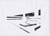 """""""O.T. (Corviale VI)"""", 2016, Diptychon, Acryl auf Papier, je 25 x 35 cm"""